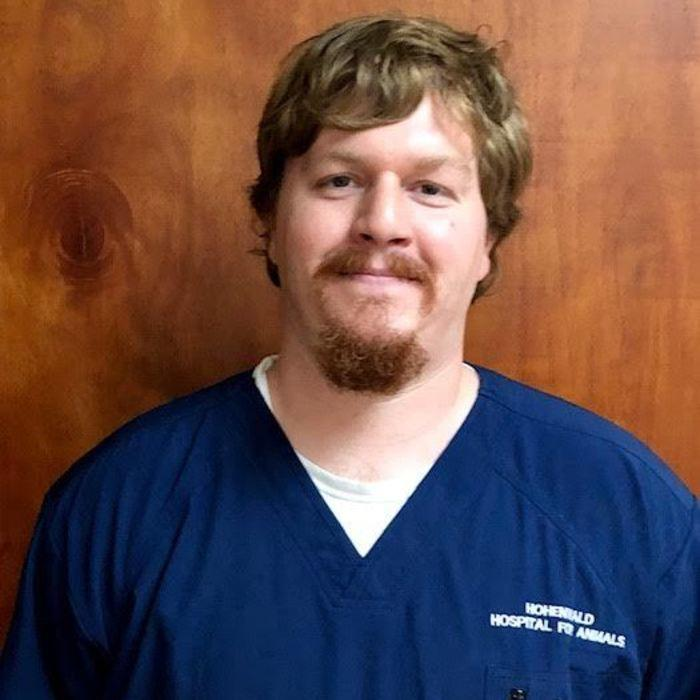 Dr. Ethan Myers<Br>DVM photo